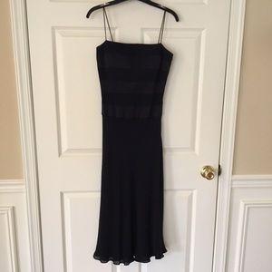 Stunning Sexy Black Gown